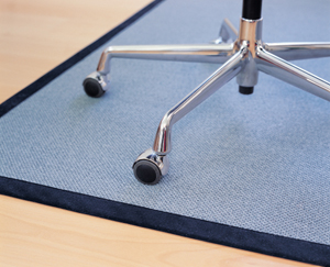 """Perfekt für Ihr Büro – der Webteppich """"Mellon"""""""